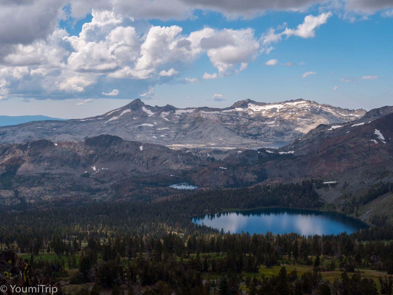 Jacks Peak & Half Moon Lake