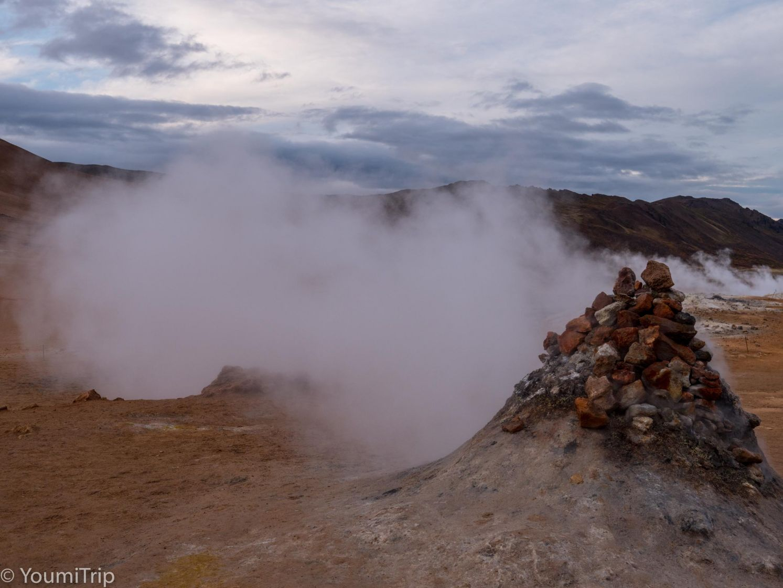 Sulfur fields